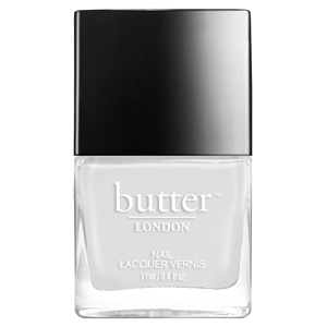 Butter London lacquer in Cotton Buds