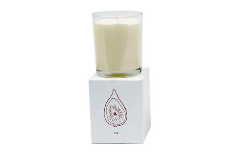 Canvas Home's Basic Candle in Fig