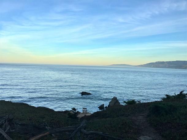 Chair Overlooking the Ocean, Ocean Beach, San Francisco.jpg