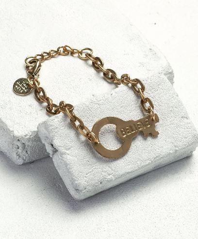 The Giving Keys Never Ending Bracelet, $42