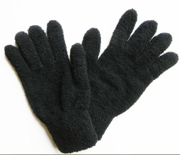 Twice As Warm Chenille Gloves, $19