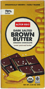 Alter Eco Dark Salted Brown Butter Bar, Photo Credit: Alter Eco
