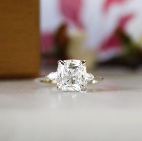 Brilliant Earth Aria Diamond Ring