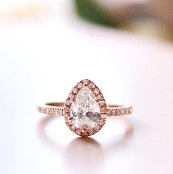 Brilliant Earth Odessa Diamond Ring