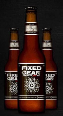 Lakefront Brewery Fixed Gear American Red IPA