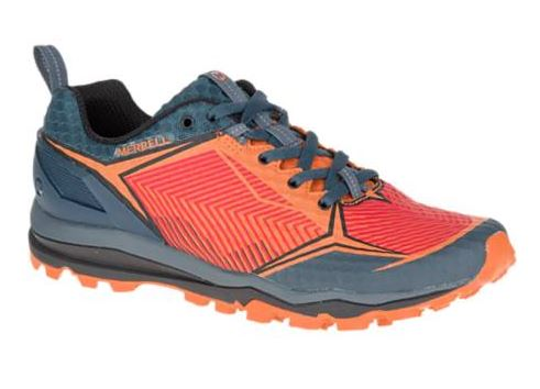 Merrell Men's All Out Crush Trail Running Shoe, $110 Photo Credit: Merrell