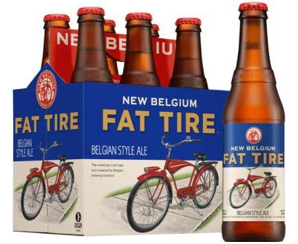 New Belgium Fat Tire, Photo Cred: New Belgium