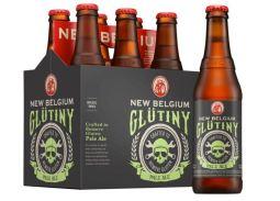 New Belgium Glutiny Pale Ale, Photo Cred: New Belgium