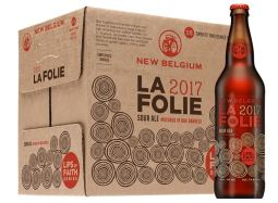 New Belgium La Folie, Photo Cred: New Belgium