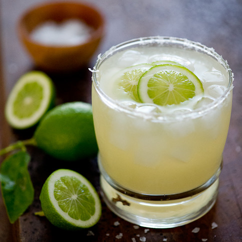 NorCal Margarita, Photo Cred: Civilized Caveman Cooking