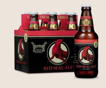 North Coast Brewing Co. Red Seal Ale