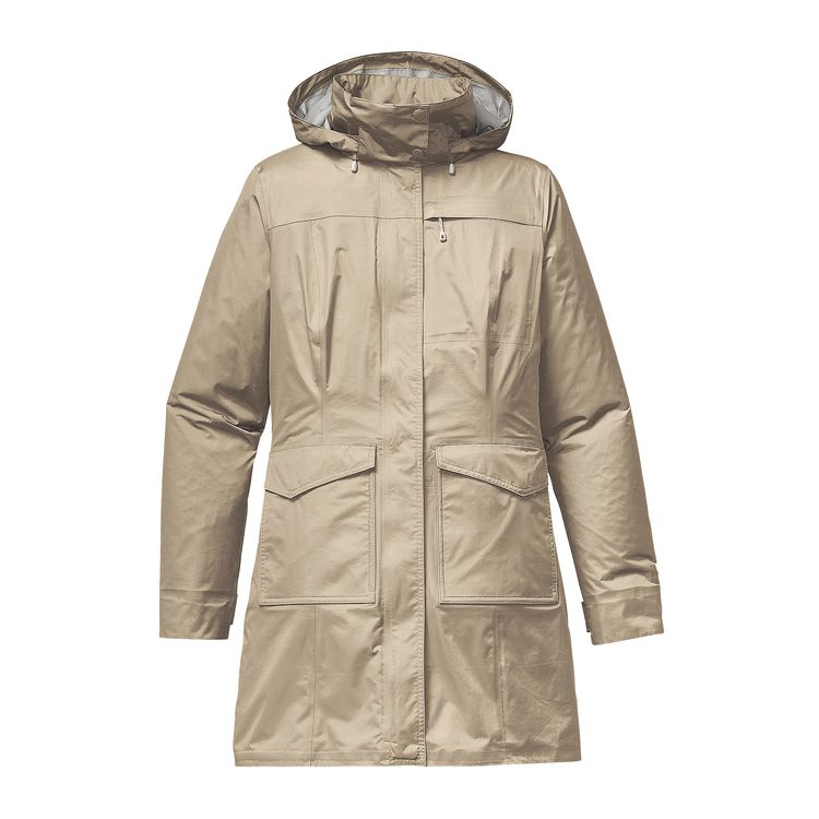 Patagonia Women's Torrentshell City Coat, $199, Photo Cred: Patagonia