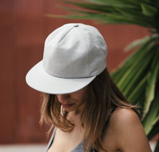 Yellow 108 Reel Ball Cap in Grey, $30, Photo Cred: Yellow 108