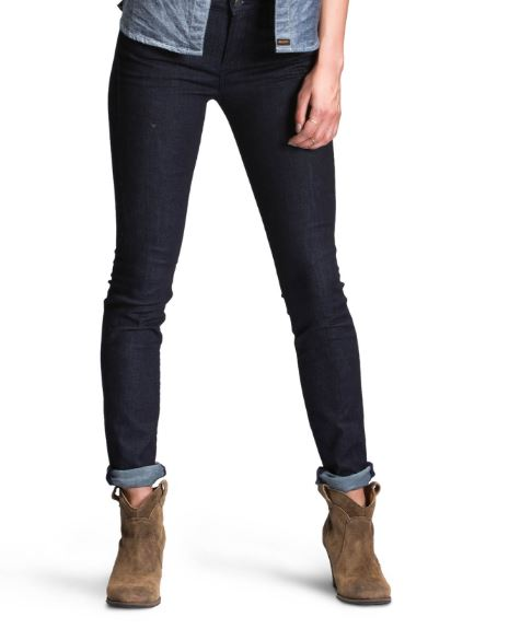 Bluer Denim Slim Skinny High Rise, $95, Photo Cred: Bluer Denim