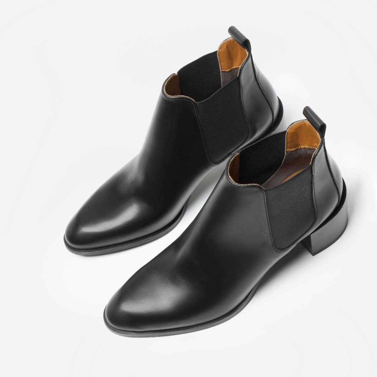 Everlane The Heel Boot, $235, Photo Cred: Everlane