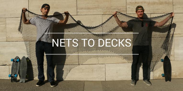 Nets To Decks, Photo Cred: Bureo