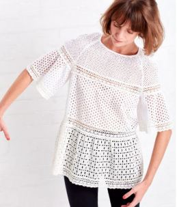 Conditions Apply, Butterfly in the Garden Top, £122 from Gather & See