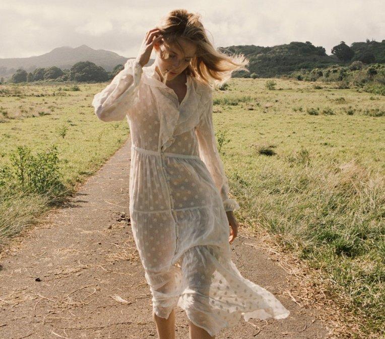 Doen Faye Dress, $378