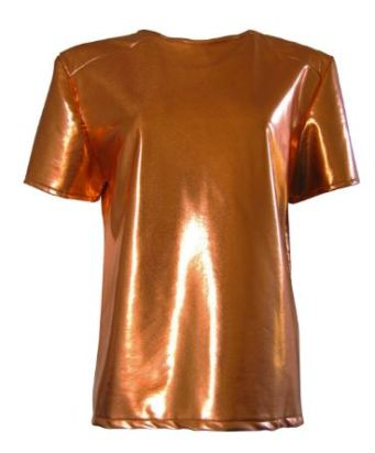 Fair + True Unique Fairtrade Metallic Tee, £60 from Fashion-Conscience