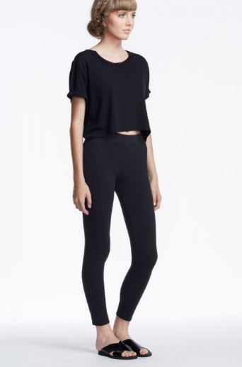 Groceries Apparel Seam Legging, $68, Photo Cred: Groceries Apparel