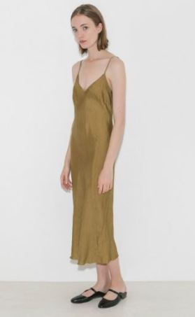 Organic by John Patric Bias Long Slip, $189 from Dreslyn