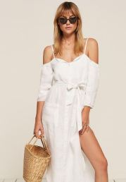 Reformation Rigo Dress, $218