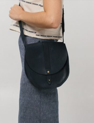 Tribe Alive Roundie Saddle Bag, $158, Photo Cred: Tribe Alive