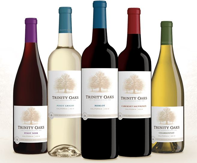 Trinity Oaks Wine, Photo Cred: Trinity Oaks