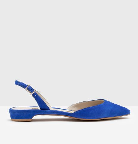 Cecelia Slingback Flats, $98-$120 from Boden, Photo Cred: Boden