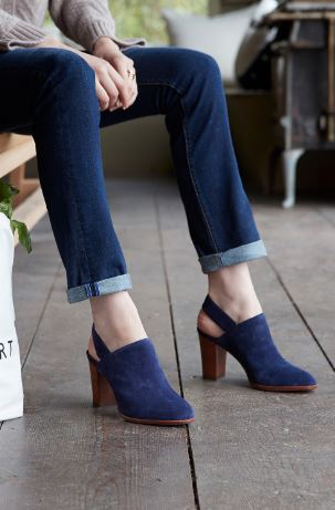 Charlotte Stone Cassidy Slingbacks, $295 from Amour Vert, Photo Cred: Amour Vert