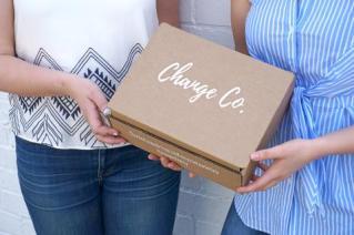 Change Co. Box, Photo Cred: Change Co.