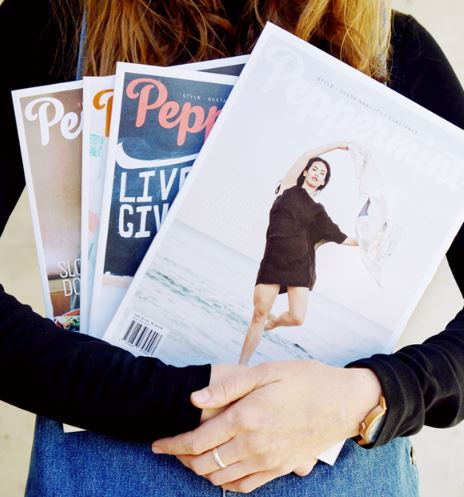 Peppermint Magazine, Photo Cred: Peppermint