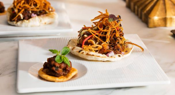 Pulled Jackfruit Tacos from Tasting Table