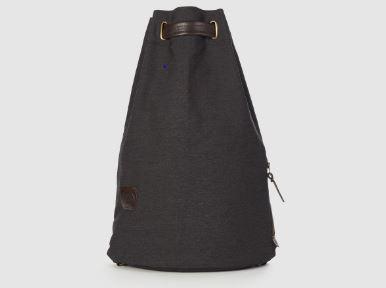 Serenity KD - Black Denim Backpack, $59.95, Photo Cred: Rust & Fray