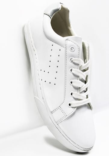 Wills London Women's New York White, $99 from Modavanti, Photo Cred: Modavanti