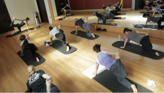 Yoga Class, Photo Cred: Kiss the Sky