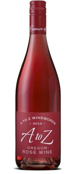 A to Z Wineworks 2016 Rosé, $15, Photo Cred A to Z Wineworks