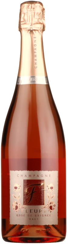 AOC Champagne Fleury Rosé, £39.50 from Vintage Roots, Photo Cred Vintage Roots