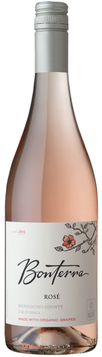 Bonterra 2016 Rose, $16, Photo Cred Bonterra