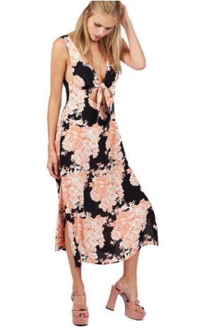 Cleobella Solita Maxi Dress, $199, Photo Cred: Cleobella