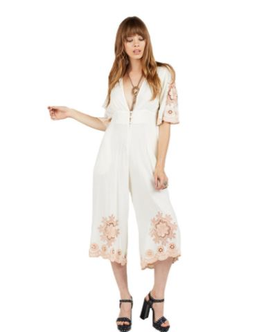 Cleobella Eve Jumpsuit, $179, Photo Cred: Cleobella