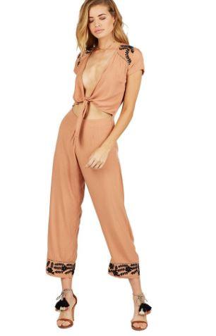 Cleobella Olivera Jumpsuit, $199, Photo Cred: Cleobella