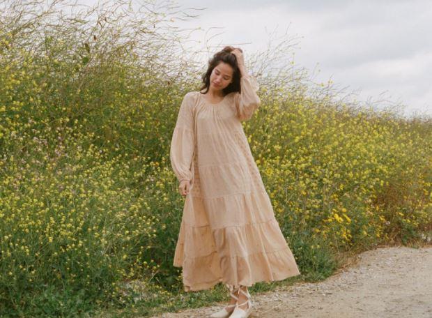 Doen Caraway Dress, $285