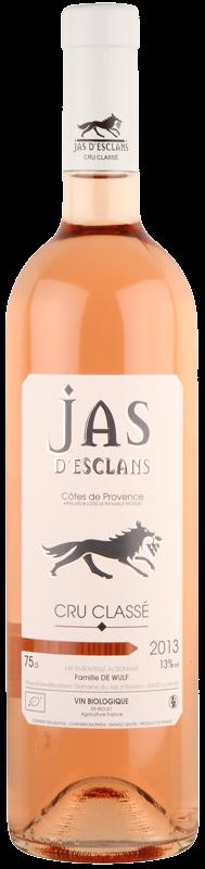 Domaine Jas d'Esclans AOC Côtes de Provence Cru Classé, £12.95 from Vintage Roots, Photo Cred Vintage Roots