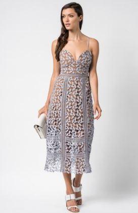 Elliatt Tingle Dress, $50 from Style Lend