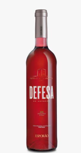 Esporão Defesa Rose 2015, $14, Photo Cred Esporão