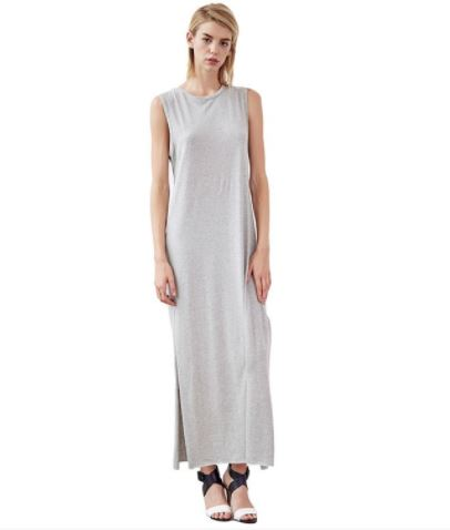 Groceries Apparel Corkscrew Maxi, $98, Photo Cred: Groceries Apparel