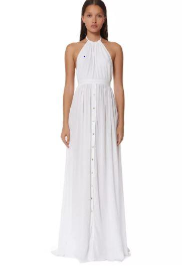 Mara Hoffman Backless Maxi Dress, $250