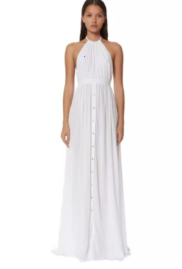 Mara Hoffman Backless Maxi Dress, $250