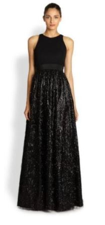 Milly Shag Taffeta Gown, $65 from Style Lend, Photo Cred: Style Lend